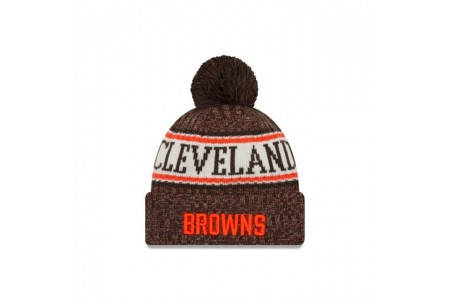 CLEVELAND BROWNS KIDS COLD WEATHER SPORT KNIT