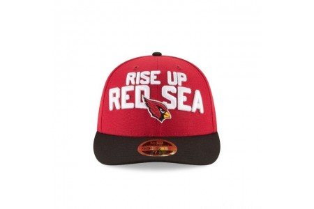 ARIZONA CARDINALS SPOTLIGHT LOW PROFILE 59FIFTY FITTED - Sale