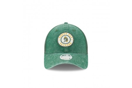 WOMENS GREEN BAY PACKERS PERFECT PATCH 9TWENTY ADJUSTABLE - Sale