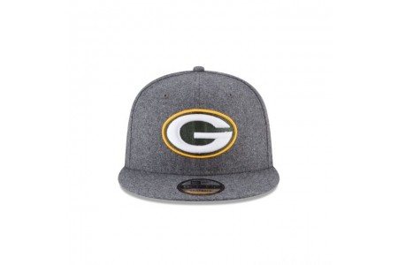 Black Friday Sale GREEN BAY PACKERS MELTON WOOL 9FIFTY SNAPBACK