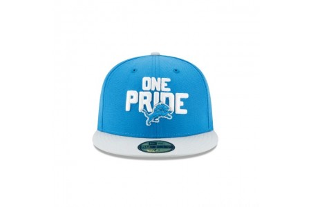 DETROIT LIONS SPOTLIGHT 59FIFTY FITTED