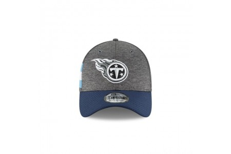 TENNESSEE TITANS NFL SIDELINE HOME 39THIRTY STRETCH FIT