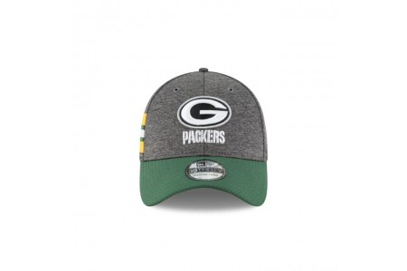 GREEN BAY PACKERS NFL SIDELINE HOME 39THIRTY STRETCH FIT