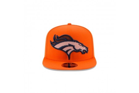 DENVER BRONCOS MESH MIX 9FIFTY ORIGINAL FIT SNAPBACK - Sale