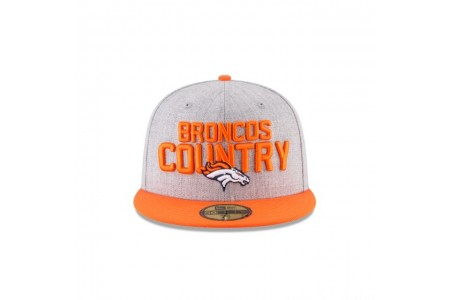DENVER BRONCOS KIDS NFL DRAFT 59FIFTY FITTED