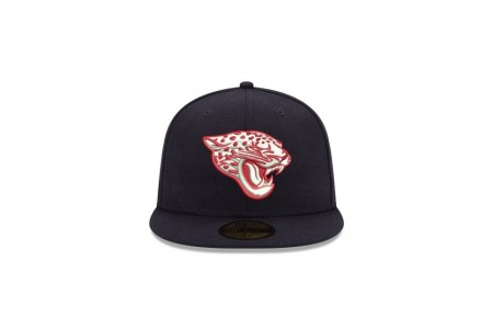 JACKSONVILLE JAGUARS CRAFTED IN THE USA 59FIFTY FITTED