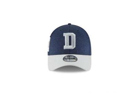 DALLAS COWBOYS OFFICIAL SIDELINE HOME 39THIRTY STRETCH FIT