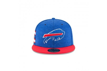 Black Friday Sale - BUFFALO BILLS OFFICIAL SIDELINE HOME 59FIFTY FITTED