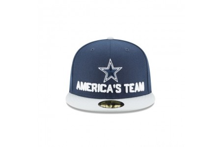 DALLAS COWBOYS KIDS SPOTLIGHT 59FIFTY FITTED