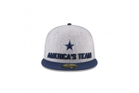 DALLAS COWBOYS KIDS NFL DRAFT 59FIFTY FITTED