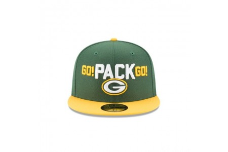 Black Friday Sale GREEN BAY PACKERS SPOTLIGHT 59FIFTY FITTED