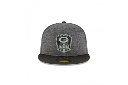 Black Friday Sale GREEN BAY PACKERS NFL SIDELINE ROAD 59FIFTY FITTED