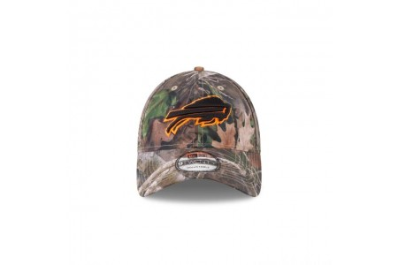 BUFFALO BILLS REALTREE 9TWENTY ADJUSTABLE