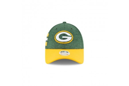 GREEN BAY PACKERS OFFICIAL WOMENS NFL SIDELINE HOME 9FORTY ADJUSTABLE - Sale