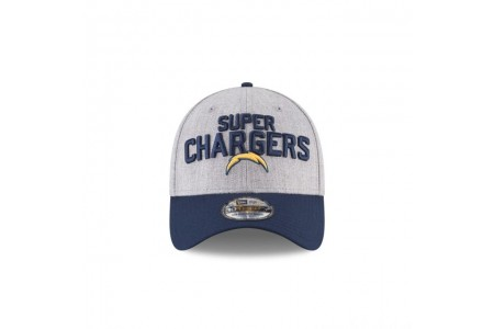 LOS ANGELES CHARGERS NFL DRAFT 39THIRTY STRETCH FIT - Sale