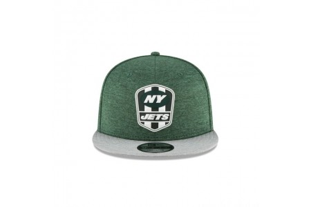 NEW YORK JETS OFFICIAL SIDELINE ROAD 9FIFTY SNAPBACK - Sale