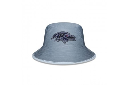 BALTIMORE RAVENS GREY NFL TRAINING BUCKET