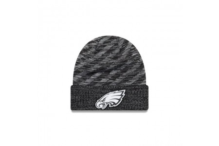 Black Friday Sale - PHILADELPHIA EAGLES BLACK COLD WEATHER TOUCHDOWN KNIT