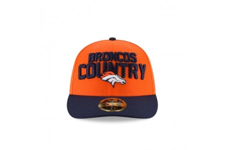 DENVER BRONCOS SPOTLIGHT LOW PROFILE 59FIFTY FITTED