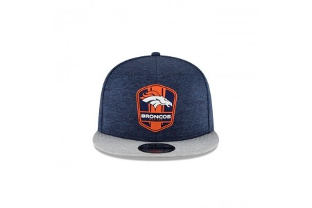 Black Friday Sale - DENVER BRONCOS OFFICIAL SIDELINE ROAD KIDS 9FIFTY SNAPBACK