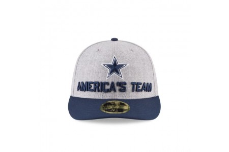Black Friday Sale - DALLAS COWBOYS NFL DRAFT ON STAGE LOW PROFILE 59FIFTY FITTED