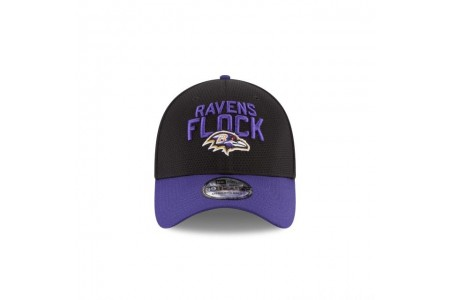 BALTIMORE RAVENS SPOTLIGHT 39THIRTY STRETCH FIT - Sale