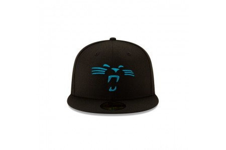 CAROLINA PANTHERS NFL LOGO ELEMENTS 59FIFTY FITTED - Sale