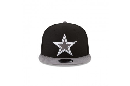 DALLAS COWBOYS TONAL CHOICE BLACK 9FIFTY SNAPBACK