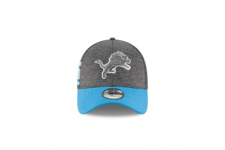 DETROIT LIONS NFL SIDELINE HOME 39THIRTY STRETCH FIT - Sale