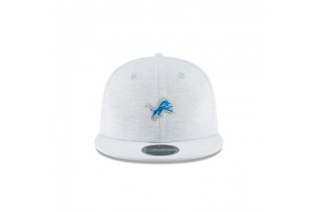 DETROIT LIONS MICRO STITCH 9FIFTY SNAPBACK