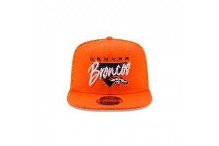 DENVER BRONCOS FRESH FRONT HIGH CROWN 9FIFTY SNAPBACK