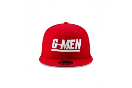 NEW YORK GIANTS NFL LOGO ELEMENTS 9FIFTY SNAPBACK - Sale