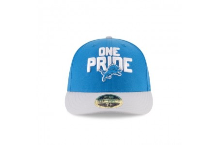 DETROIT LIONS SPOTLIGHT LOW PROFILE 59FIFTY FITTED