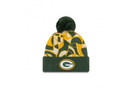 GREEN BAY PACKERS NFLxFIT KNIT