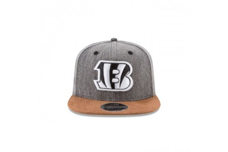 CINCINNATI BENGALS BUFFALO PLAID 9FIFTY SNAPBACK - Sale