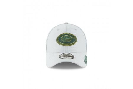 GREEN BAY PACKERS NFL TRAINING KIDS GREY 39THIRTY STRETCH FIT - Sale
