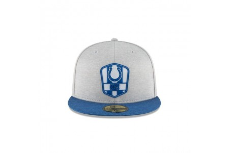 Black Friday Sale INDIANAPOLIS COLTS OFFICIAL SIDELINE ROAD KIDS 59FIFTY FITTED