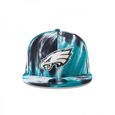PHILADELPHIA EAGLES MARBLED  9FIFTY SNAPBACK - Sale