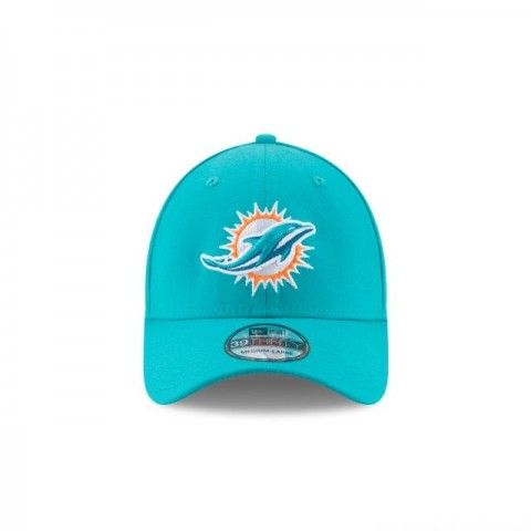 KIDS MIAMI DOLPHINS TEAM CLASSIC 39THIRTY STRETCH FIT - Sale