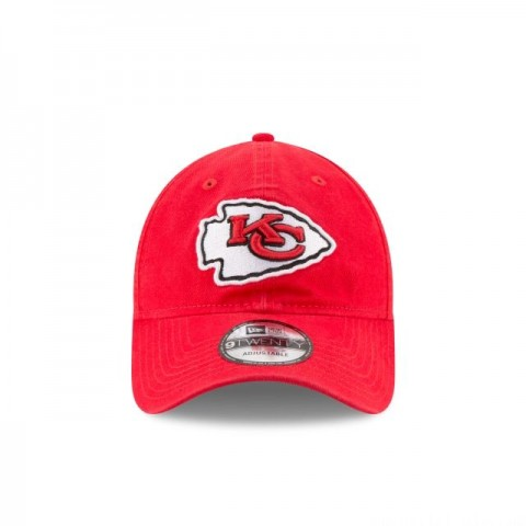 KANSAS CITY CHIEFS PLAYOFF SIDE PATCH 9TWENTY