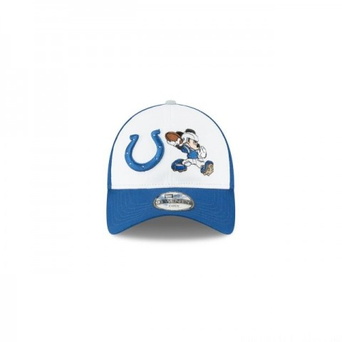 Black Friday Sale KIDS INDIANAPOLIS COLTS MICKEY MOUSE 9TWENTY ADJUSTABLE