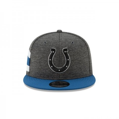 Black Friday Sale INDIANAPOLIS COLTS GRAPHITE SIDELINE HOME 9FIFTY SNAPBACK