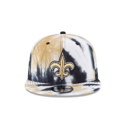 NEW ORLEANS SAINTS MARBLED  9FIFTY SNAPBACK