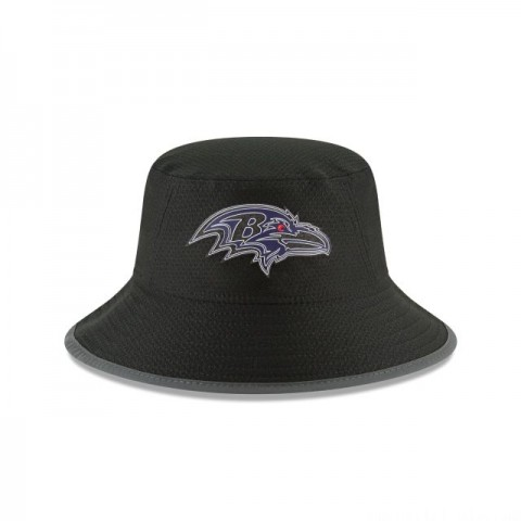 BALTIMORE RAVENS NFL TRAINING BUCKET