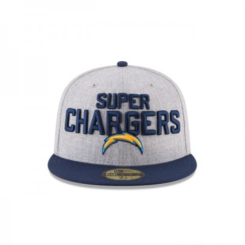 LOS ANGELES CHARGERS KIDS NFL DRAFT 59FIFTY FITTED - Sale