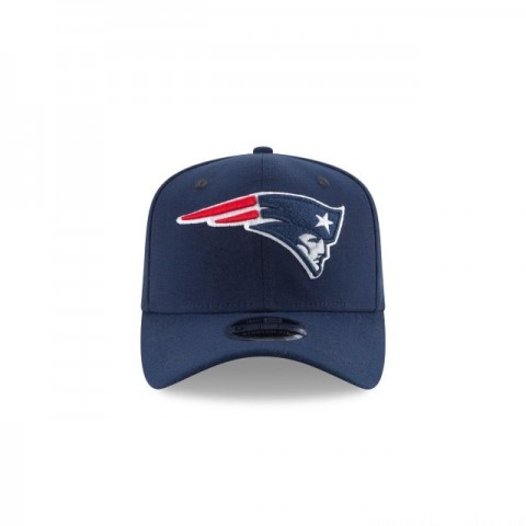 NEW ENGLAND PATRIOTS STRETCH SNAP 9FIFTY SNAPBACK - Sale