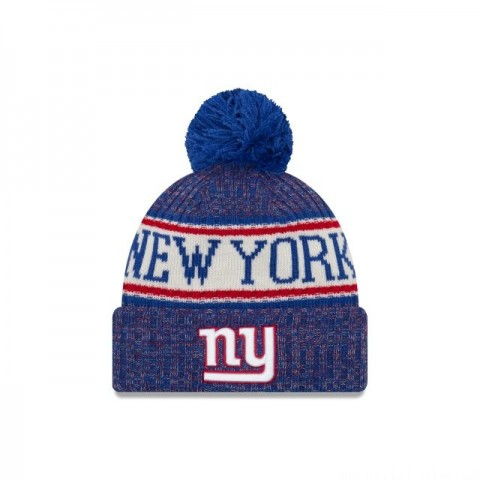 NEW YORK GIANTS KIDS COLD WEATHER SPORT KNIT