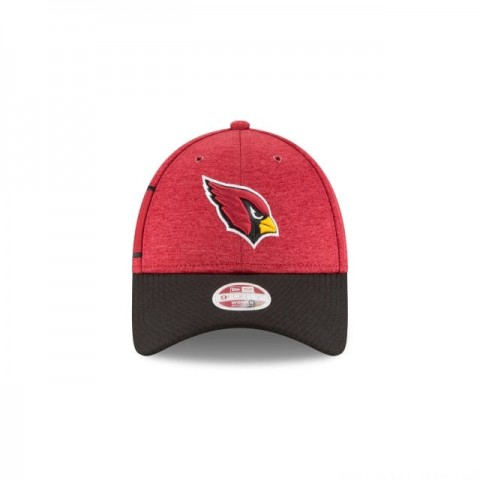 ARIZONA CARDINALS OFFICIAL WOMENS NFL SIDELINE HOME 9FORTY ADJUSTABLE