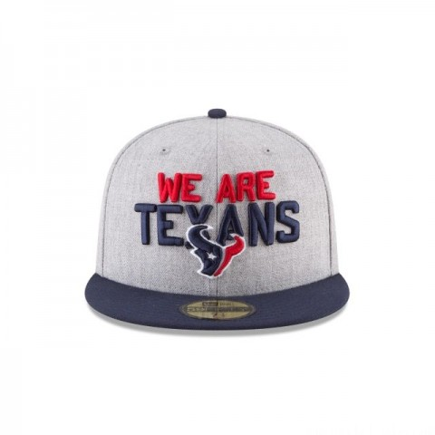 HOUSTON TEXANS KIDS NFL DRAFT 59FIFTY FITTED