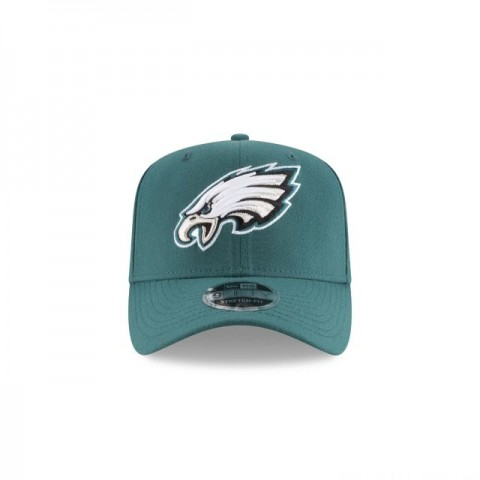 PHILADELPHIA EAGLES STRETCH SNAP 9FIFTY SNAPBACK - Sale